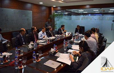 The 15th IDAP Board Meeting