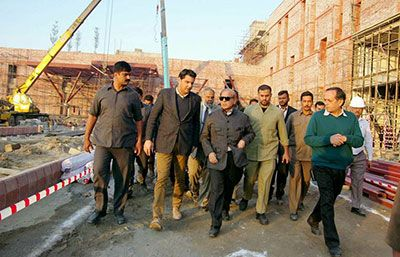 Chief Minister Punjab Mian Shehbaz Sharif's visit to PKLI