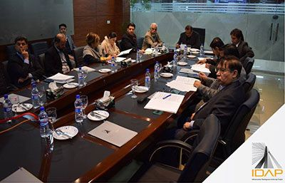 The 19th IDAP Board Meeting