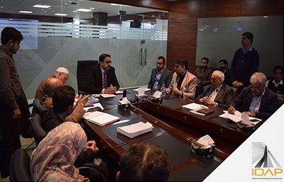 Workshop on Assessment Report of Jinnah Hospital Lahore - II