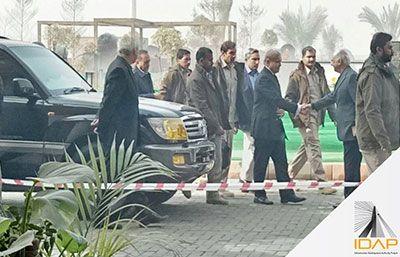 CM Punjab, Mian Shehbaz Sharif visited the newly inaugurated PKLI