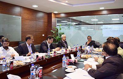 The 21st IDAP Board Meeting