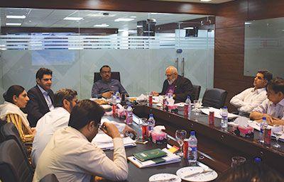 The 22nd IDAP Board Meeting