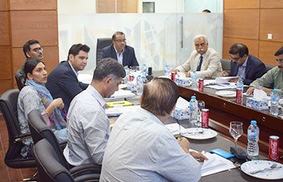 The 23rd IDAP Board Meeting