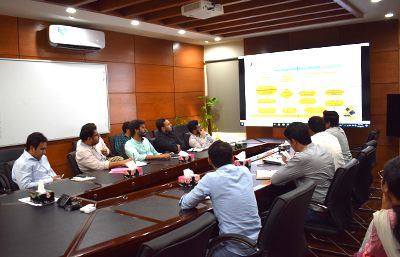 Training on Procurement and Contract Management