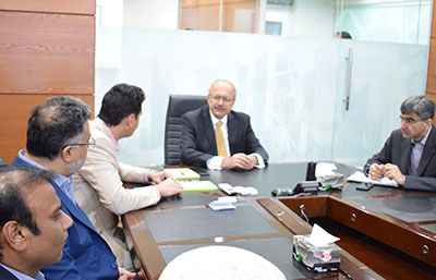 Chief Secretary Punjab, Mr. Yousaf Naseem Khokhar visited IDAP head office