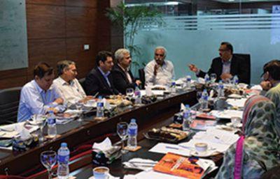 The 14th IDAP Board Meeting