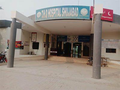 THQ Shujaabad