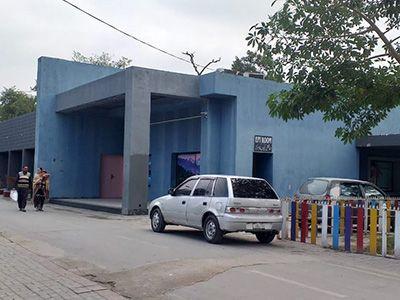 DHQ Sheikhupura Children Complex