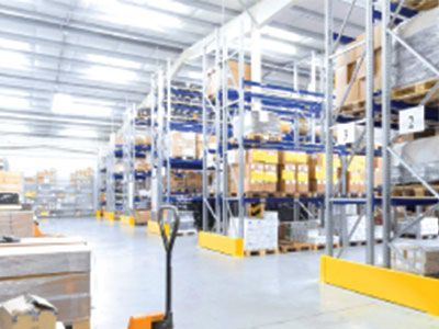 Establishment of Warehouse for Biomedical Equipment