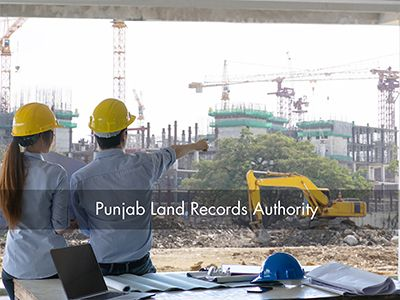 Designing, Execution and Supervision of New Building of Punjab Land Records Authority