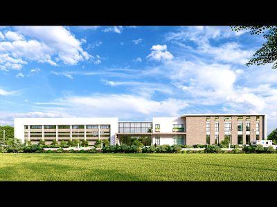 Establishment of Spoke Hospital at Sheikh Zayed Hospital, Rahim Yar Khan