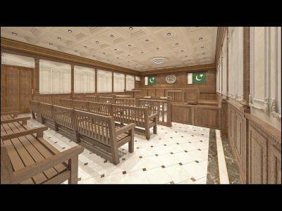 Construction of New Courts Block at Lahore High Court Bahawalpur Bench Bahawalpur