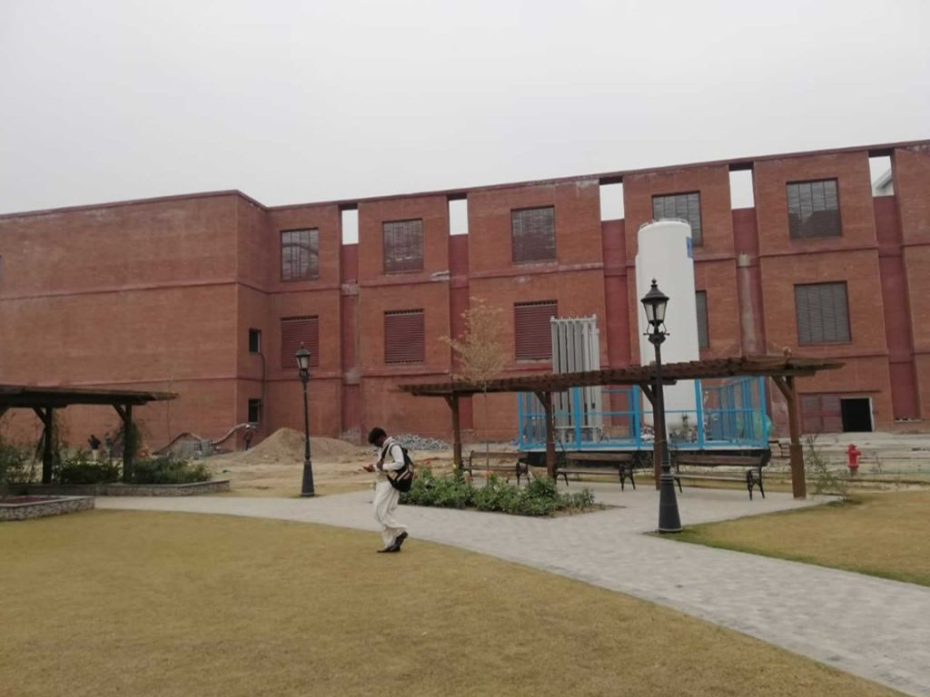 Pakistan Kidney and Liver Institute (PKLI) and Research Centre (A3)