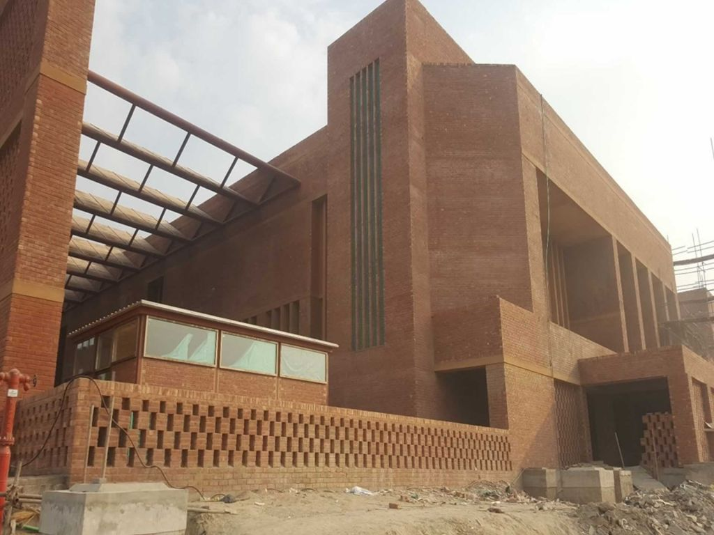 Recep Tayyip Erdogan Hospital (RTEH) Expansion Project Muzaffargarh