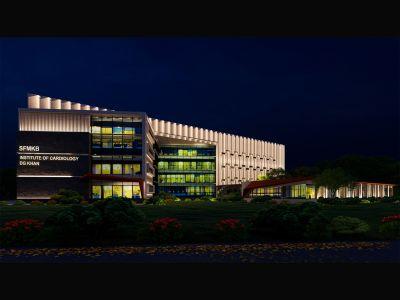 Sardar Fateh Muhammad Khan Buzdar Institute of Cardiology, Dera Ghazi Khan