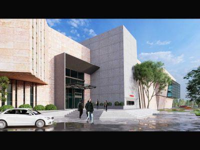 500 Bedded DHQ Hospital, Chakwal