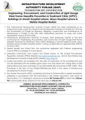 Ad HPTC Jinnah Mayo And Nishtar