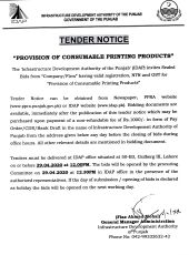 Provision of Consumable Printing Products