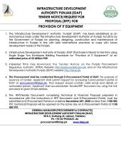 Provision of IT Equipment